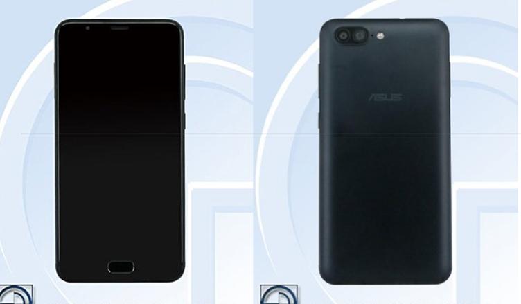 Китайцы рассекретили новый смартфон отASUS