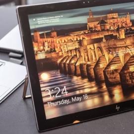 Презентован гибридник HP с дисплеем высокого разрешения
