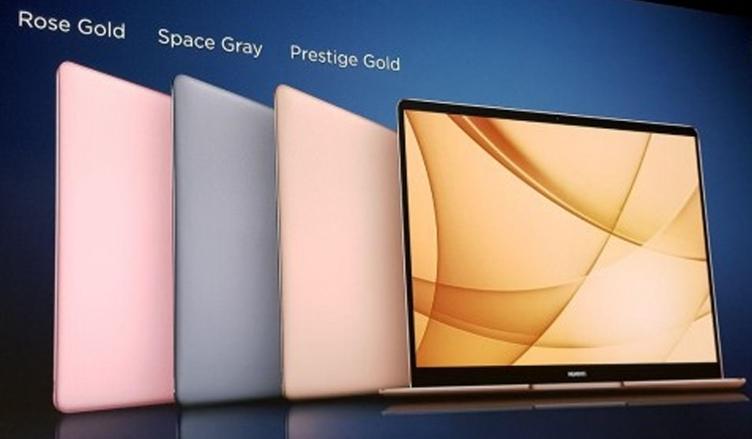 Huawei обновила линейку ноутбуков MateBook