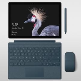Представлено новое поколение Surface Pro