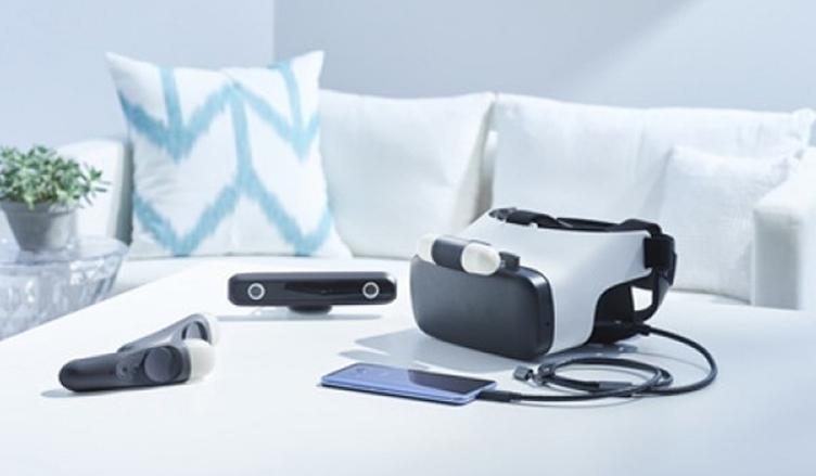 HTC представила VR-гарнитуру для своего нового телефона U11