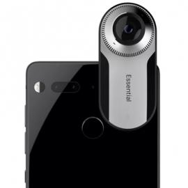 Миниатюрная панорамная камера снимает в 4К