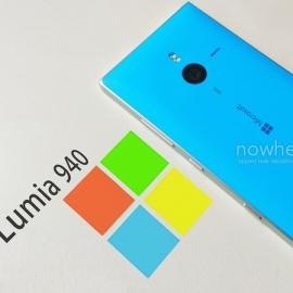 Microsoft Lumia 940 – на живых фотографиях