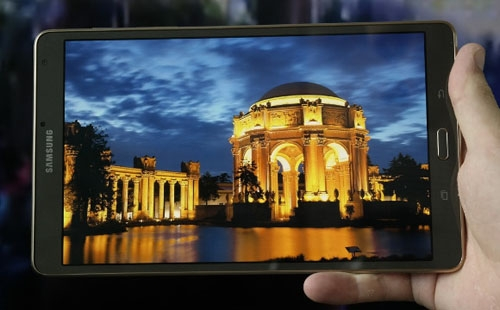 Планшеты Samsung Galaxy Tab S2 выйдут в июне