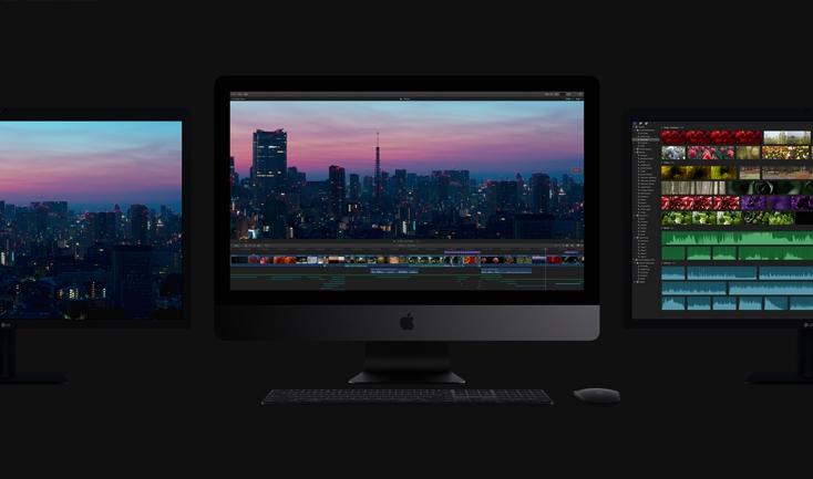 Максимальная сборка iMac Pro обойдётся в млн руб.