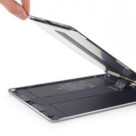 Свежий iPad Pro очень сложно починить