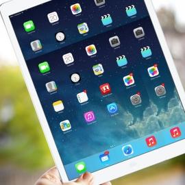 Apple iPad Pro ��� ��� ����������� � ����� ����������� iOS 9