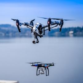 Сбербанк впервые доставил деньги с помощью дрона