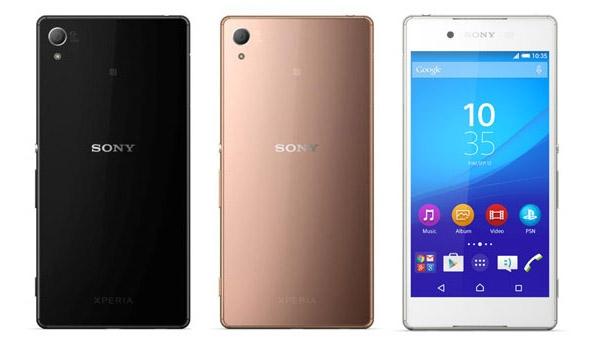 Озвучена официальная цена Sony Xperia Z3+ в России