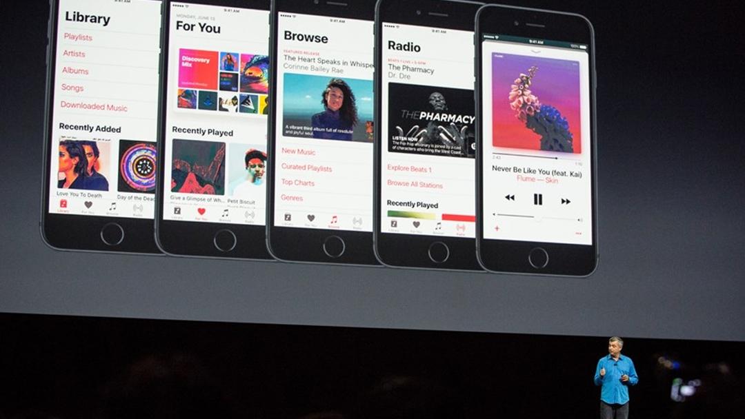 В Apple Music появилась годовая подписка на сервис