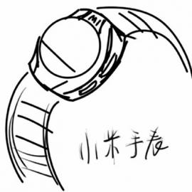 � ���� ���������� ������� Xiaomi Watch