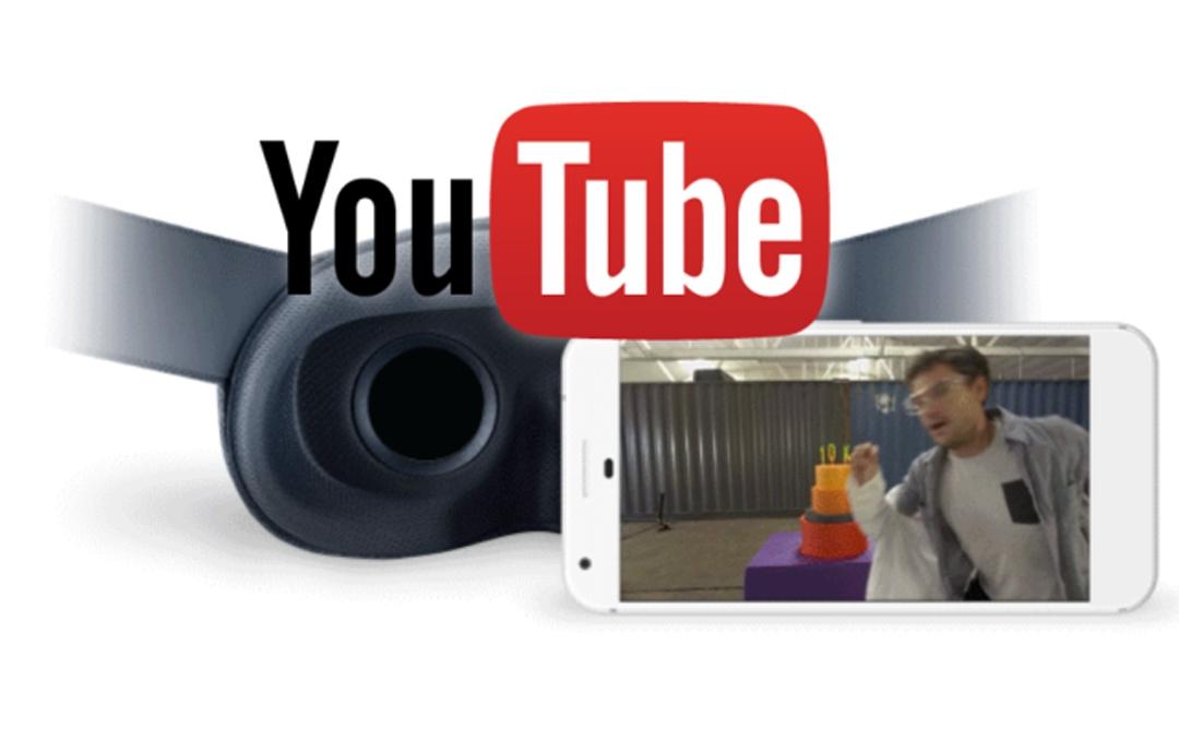 Компания Google создала необычайный формат видео
