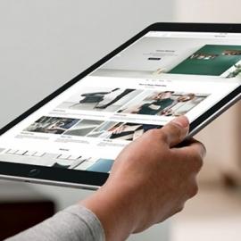 Слухи: сегодня Apple покажет два iPad