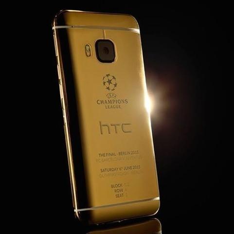 HTC выпустила лигочемпионскую версию One M9