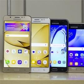 Galaxy J3, J5 и J7 будут стоить не больше 400 евро