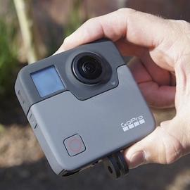 GoPro показала новую экшен-камеру