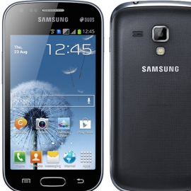 ����� �������� �������������� Samsung GALAXY S DUOS