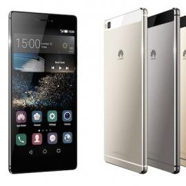 Huawei P8 выходит в России