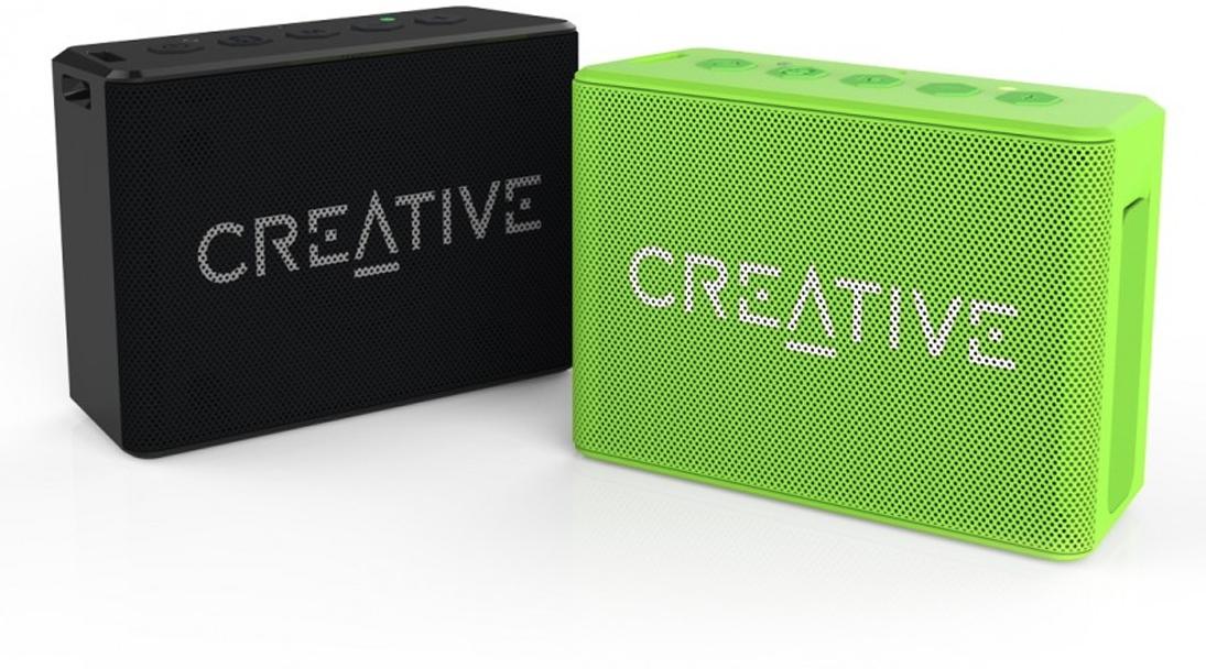 Компания Creative выпустила колонку, не боящуюся влаги
