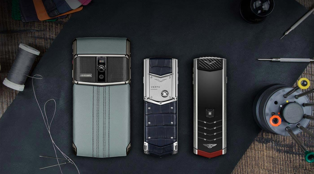 Vertu всё: компания приостановила производство телефонов