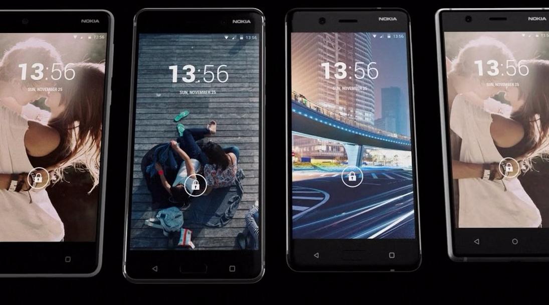 Нокиа  порадует почитателей  выходом  четырех новых телефонов