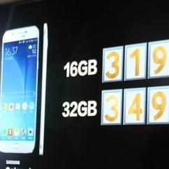 ������� ��������� Samsung Galaxy A8