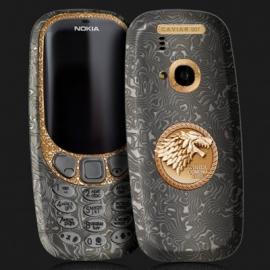 В продаже появились Nokia 3310 и iPhone 7 из «валирийской стали»