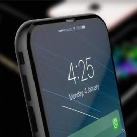 Слухи: сканер отпечатков пальцев iPhone 8 будет сзади