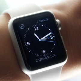 Apple Watch ������� � ������: ����������� ���� � ���� ������