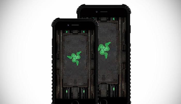 Компанию Razer подозревали вразработке геймерского телефона