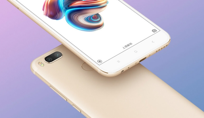 Xiaomi выложила всеть тизер нового телефона Mi5X