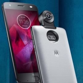 Lenovo презентовала модульную камеру Moto 360 Camera