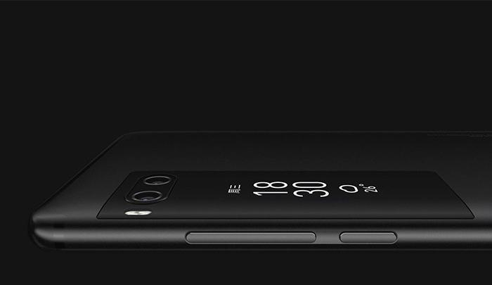 Официально представлен смартфон Meizu Pro 7 с 2-мя экранами