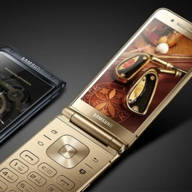 Samsung готовит продвинутый телефон-раскладушку