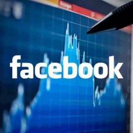 Facebook стала пятой компанией с капитализацией больше 500 млрд долларов