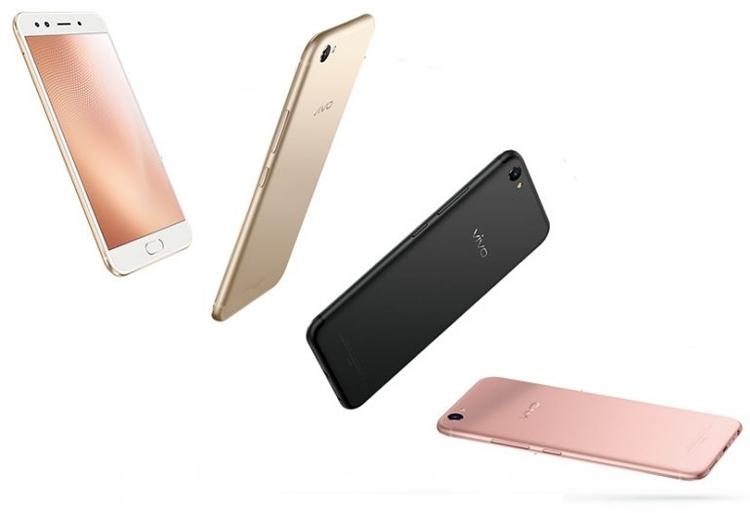 Мобильные телефоны vivo X9s иvivo X9s Plus получили официальный статус