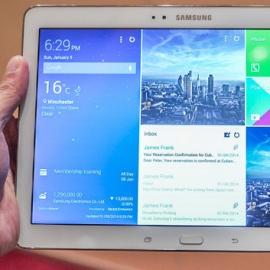 Samsung зарегистрировала модель Galaxy Tab S Pro