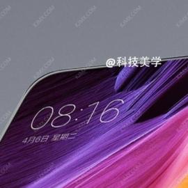 Обнародована дата анонса Xiaomi Mi Mix 2