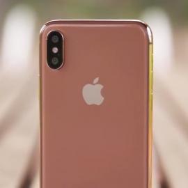 iPhone 8 получит новый вариант расцветки