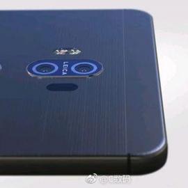 Рендеры следующего флагмана Huawei появились в сети