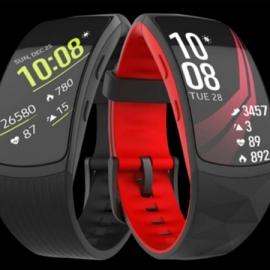 С фитнес-браслетом Samsung можно будет слушать музыку во время заплывов