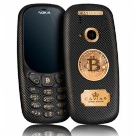 Компания Caviar выпустила «валютную» серию Nokia 3310