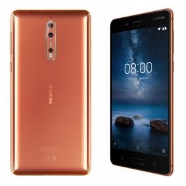 Nokia 8 будет стоить 40000 рублей