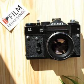 Легендарный фотоаппарат «Зенит» возродят