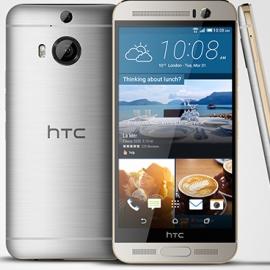 HTC One M9+ выходит в России: цена удивляет