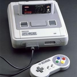 Nintendo выпустит приставку в стиле легендарной SNES