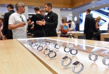 � ������ � ������ ���� ������ ���� ����������� ������ 1500 Apple Watch
