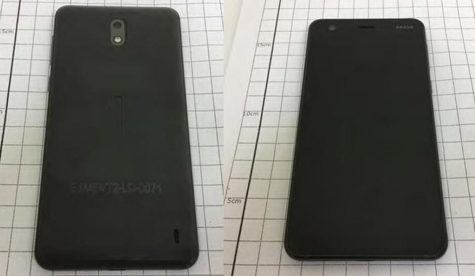 Живые снимки Nokia 2 появились в сети