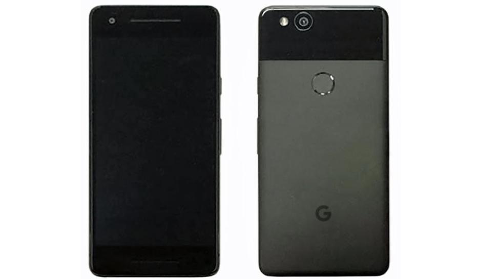 Производитель чехлов раскрыл дизайн смартфона Google Pixel 2