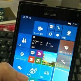 Lumia 950 XL – на живых снимках